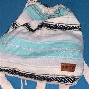 Sand Cloud Baja Towel Bag